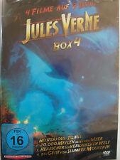 Jules Verne Box 4 Sammlung - 20.000 Meilen unter dem Meer, Herrscher versunkenen
