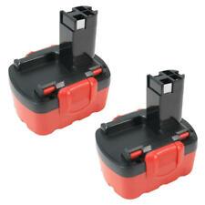 2x AKKU 2000mAh 14,4V für Bosch PSB 14.4V PSR 14.4 PSR 14.4-2 PSR1440/B PST 14.4