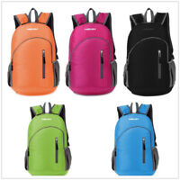 25L Durable Packable Outdoor Backpack Hiking Camping Travel Shoulders Bag Pack