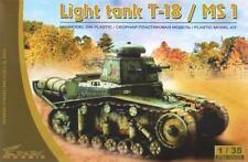 T-18 / MS-1 SOVIET TANK  1/35 PARC MODELS