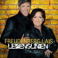 FREUDENBERG & LAIS - LEBENSLINIEN   CD NEU