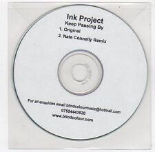 (FC128) Ink Project, Keep Passing By - DJ CD