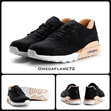 NikeLab Air Max 90 Royal, Black Vachetta, 885891-001, UK 8.5, EU 43, US 9.5 Nike