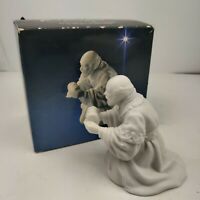 Vintage 1982 Avon Christmas Nativity Collectible MAGI MELCHIOR Figurine