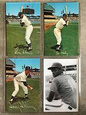1960's-1980's Baseball Post Card Mixed Lot (29) Jackson, Robinson, Rose, Ripken