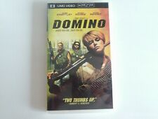 Domino | UMD-Movie 2006 Action| For PSP Player| Rated R| New| Running Time: 128m