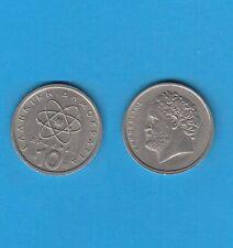 Grèce 10 Drachmes en Cupro-Nickel 1980