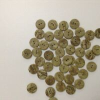 18mm wooden buttons