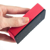 Car Cleaning Tool Magic Clay Bar Pad Sponge Block Detailing Wash Cleaner Eraser@