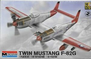 Monogram Twin Mustang F-82G in 1/72 5257