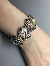 Oval Cross bracelet