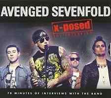 Avenged Sevenfold-Xposed  CD NEW