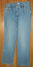 Womens Classic Duck Head Brand Relaxed Denim Jeans size 6 Average / 30x30