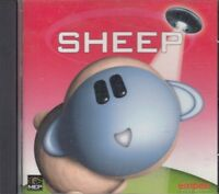 Sheep CD Rom PC Game Windows Empire Interactive Strategy Puzzle FSASTPOST
