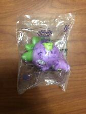 NEW McDonalds Happy Meal Toy 2018 MY LITTLE PONY, #6 SPIKE THE DRAGON CUTIE CREW