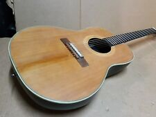 70's OVATION USA ELECTRO ACOUSTIC 16244 - WIDE CLASSICAL NECK - 48 mm