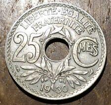 PIECE DE 25 CENTIMES LINDAUER 1930 (227)