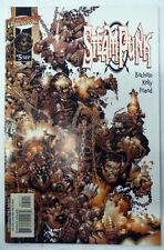 steampunk 5  cliffhanger chris bacalo image comics