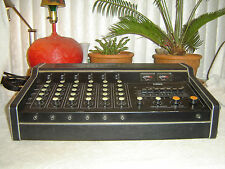 Yamaha EM-150, 6 Channel Mixer, Power Amp, with Spring Reverb & Eq, Vintage Unit
