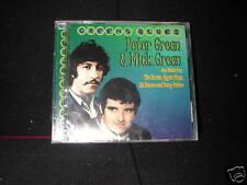 PETER & MICK GREEN GREENS' BLUES CD FLEETWOOD MAC SS RARE SEALED ORIGINAL