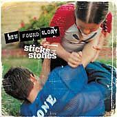 New Found Glory-New Found Glory - Sticks & Stones  CD NEW