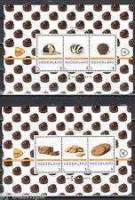 Nederland 2013 Postzegelbeurs Filafair Den Bosch blokjes 3012-C-4/5 nrs 4-5
