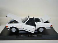 1:18 NOREV Mercedes 300SL W107 weiß white Limited Edition 1000 Pieces NEU NEW