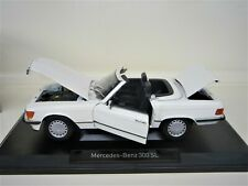 1:18 NOREV Mercedes 300SL W107 weiß white Limited Edition 1000 Pieces NEU NEW