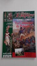 GLOIRE ET EMPIRE N° 13 / 1806-1807 - LA CAMPAGNE DE POLOGNE (3) - TRÈS BON ETAT