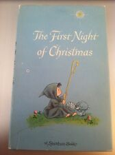 RARE VG+ 1st/1st! THE FIRST NIGHT OF CHRISTMAS by Samuel B. Beardsley 1968