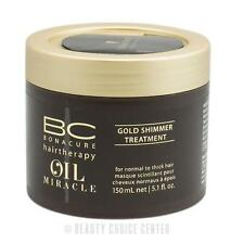 Schwarzkopf BC Oil Miracle Gold Shimmer Treatment 5.1oz