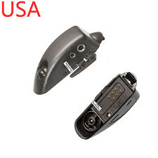 Audio Earpiece Adaptor for Motorola Radio GP328 GP340 HT1250 GP760 2 PIN
