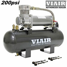 VIAIR 480c COMPRESSOR 200psi Kit 100% Duty@100psi Fast Fill- Best Air Kit 20008