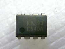 "QTY 15 Dual Differential Comparators KA393 same as LM393 8 pin DIP ""NEW ITEM"""