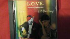 LIL DARLING - L.O.V.E. TRIBUTE TO NAT KING COLE. CD