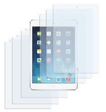 6 X Pellicola Protettiva iPad MINI 1 2 3 Chiaro Pellicola Screen Protector 3x-ANTERIORE + POSTERIORE 3x