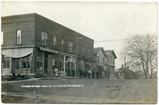 RPPC NY Cato Corner of West Main & South Streets Businessess Cayuga  County