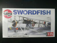 Swordfish, World War II, Airfix, Scale:1/72, Kit: 02071, Selten