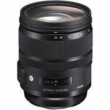 Sigma 24-70mm F2.8 DG OS HSM Art for Nikon F Mount Lens 1 Year AU WTY