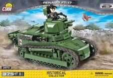 COBI Renault FT-17 / 2973 / 375 pcs blocks WWI French light tank Small Army