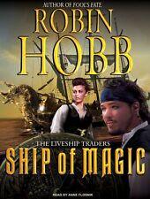 Robin HOBB / [Liveship Traders  Bk 1] __SHIP of MAGIC      [ Audiobook ]