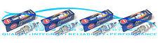 4 NGK IRIDIUM IX SPARK PLUGS for  FIAT 6046 DCPR7EIX NEW PERFORMANCE UPGRADE