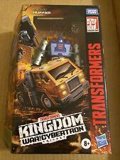 "Transformers KINGDOM - War For Cybertron: ""HUFFER"" 2020, NEW"