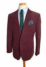 J CREW x LARUSMIANI Ludlow Jacket 44 R slim fit Blazer ITALY sport coat Suit 42