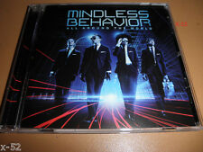 MINDLESS BEHAVIOR cd ALL AROUND THE WORLD Keep Her on the Low LIL TWIST latimore