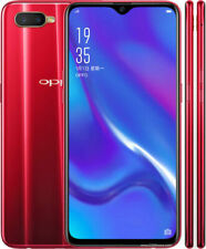 "NEW Oppo K1 Dual SIM 4GB 64GB 6.4"" 16MP Octa Core Snapdragon 660 Phone RED"