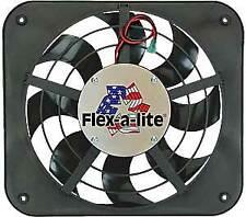 Flex-A-Lite 111 S-Blade Low Profile Universal Electric Fan