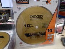 Brand New Sealed RIDGID 10 in. Premium Tile Diamond Blade