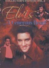 Elvis a Generous Heart 0780014993696 DVD Region 1 P H