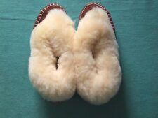Hausschuhe Damen Lammfellhausschuhe Schaffell Lammfell gefüttert alle Größen